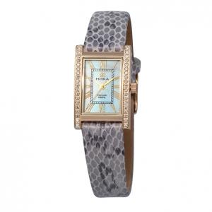 золотые женские часы LADY 0401.1.1.31H