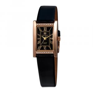 золотые женские часы LADY 0420.1.1.51H