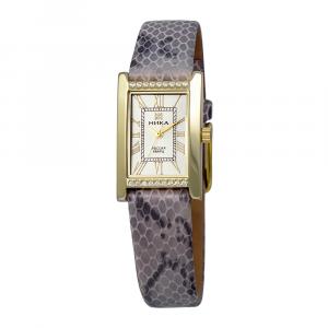 золотые женские часы LADY 0420.1.3.21H