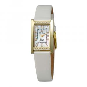 золотые женские часы LADY 0420.1.3.31H