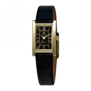 золотые женские часы LADY 0420.1.3.51H