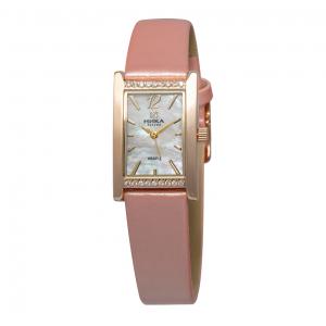 золотые женские часы LADY 0420.2.1.35H