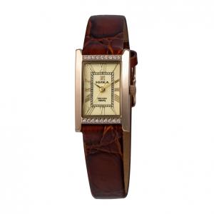 золотые женские часы LADY 0420.2.1.41H