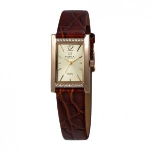 золотые женские часы LADY 0420.2.1.45H