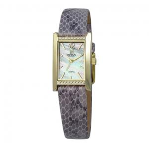 золотые женские часы LADY 0420.2.3.35H