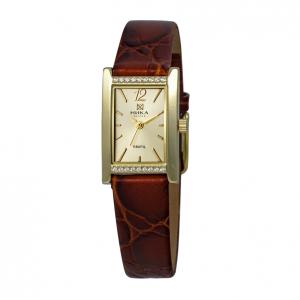 золотые женские часы LADY 0420.2.3.45H