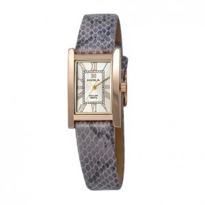 золотые женские часы LADY 0425.0.1.21H