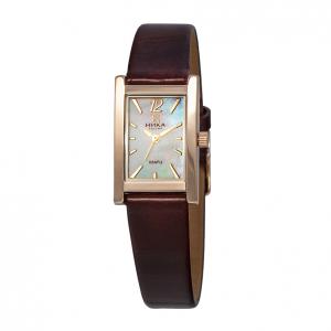 золотые женские часы LADY 0425.0.1.35H