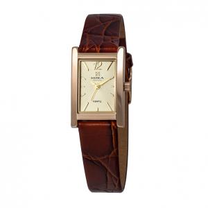 золотые женские часы LADY 0425.0.1.45H