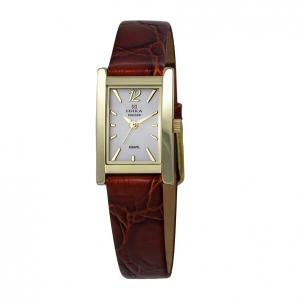 золотые женские часы LADY 0425.0.3.15H