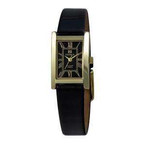 золотые женские часы LADY 0425.0.3.51H