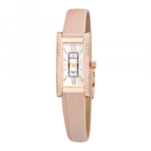 золотые женские часы LADY 0438.1.1.11H