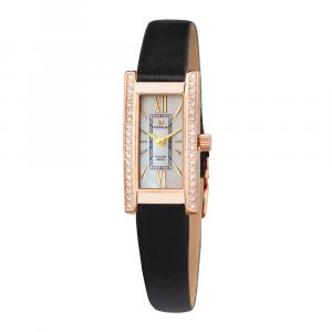 золотые женские часы LADY 0438.1.1.31H