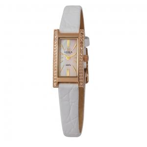 золотые женские часы LADY 0438.1.1.35H