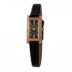 золотые женские часы LADY 0438.1.1.55H