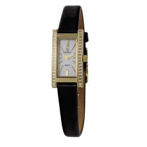 золотые женские часы LADY 0438.1.3.15H