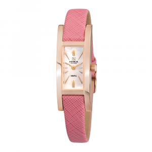 золотые женские часы LADY 0445.0.1.35H