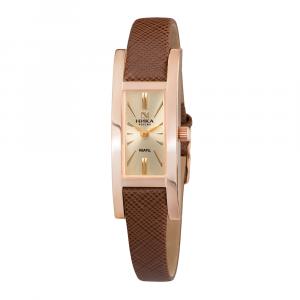 золотые женские часы LADY 0445.0.1.45H