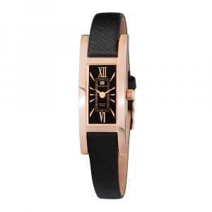 золотые женские часы LADY 0445.0.1.51H