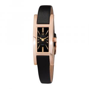 золотые женские часы LADY 0445.0.1.55H