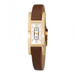 золотые женские часы LADY 0445.0.3.11H