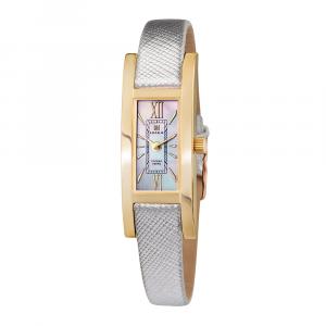 золотые женские часы LADY 0445.0.3.31H