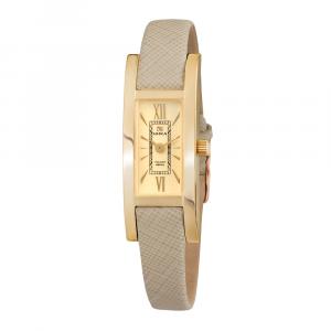 золотые женские часы LADY 0445.0.3.41H