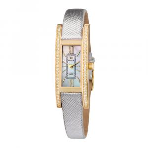 золотые женские часы LADY 0446.1.3.31H