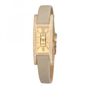 золотые женские часы LADY 0446.1.3.41H