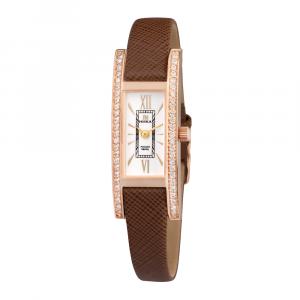 золотые женские часы LADY 0446.2.1.11H