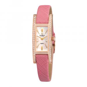 золотые женские часы LADY 0446.2.1.35H