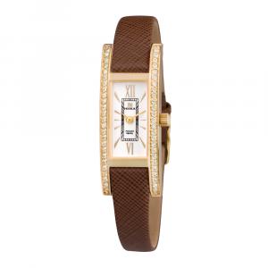 золотые женские часы LADY 0446.2.3.11H