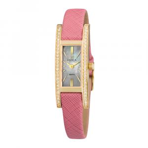 золотые женские часы LADY 0446.2.3.35H
