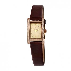 золотые женские часы LADY 0450.1.1.45A