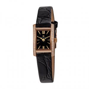 золотые женские часы LADY 0450.1.1.55A