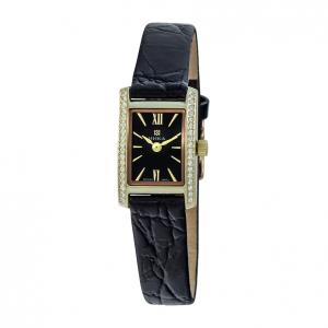 золотые женские часы LADY 0450.1.3.55A