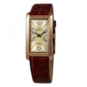 золотые женские часы LADY 0550.0.1.42H