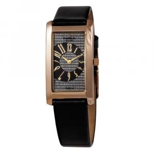 золотые женские часы LADY 0550.0.1.58H