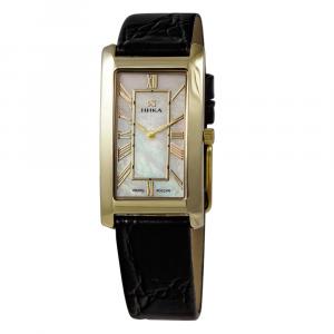 золотые женские часы LADY 0550.0.3.31H