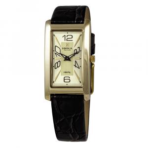 золотые женские часы LADY 0550.0.3.42H