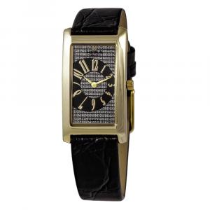 золотые женские часы LADY 0550.0.3.58H
