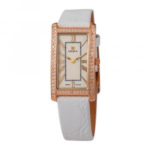 золотые женские часы LADY 0551.1.1.21H