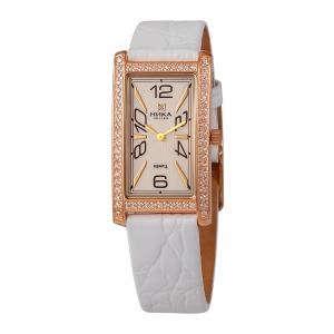 золотые женские часы LADY 0551.1.1.22H