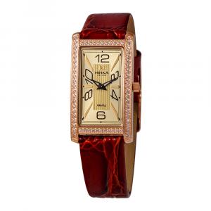 золотые женские часы LADY 0551.1.1.42H