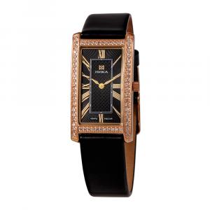 золотые женские часы LADY 0551.1.1.51H
