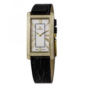 золотые женские часы LADY 0551.1.3.21H