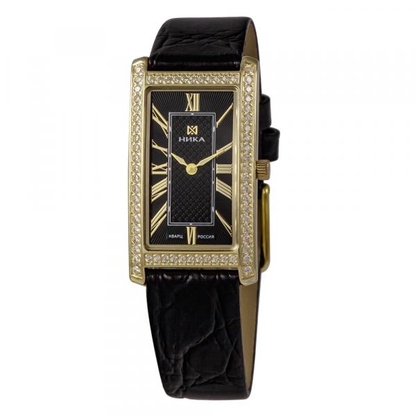 золотые женские часы LADY 0551.1.3.51H