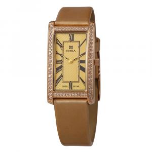 золотые женские часы LADY 0551.2.1.41H