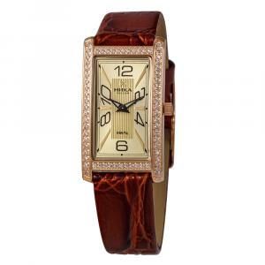 золотые женские часы LADY 0551.2.1.42H