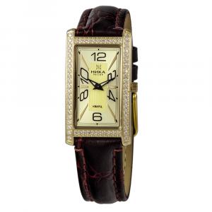золотые женские часы LADY 0551.2.3.42H